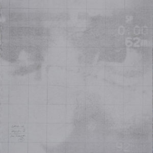 GRID_01 /  Litografia na marmurze /  32x32cm /  2015