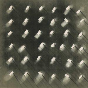 SCHEMAT RANDOMIZACJI_08 /  lithograph on marble / 51x74 cm / 2018