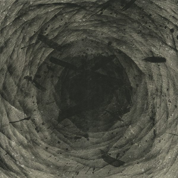 SCHEMAT RANDOMIZACJI_10 /  lithograph on marble / 51x74 cm / 2019